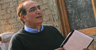 مجدى أحمد على رئيسا لمهرجان شرم الشيخ