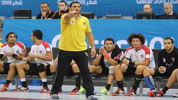 منتخب اليد يواجه تركيا فى دورة ألعاب البحر المتوسط