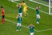 ألمانيا تودع كأس العالم 2018 من الدور الأول لأول مرة منذ 80 عامًا