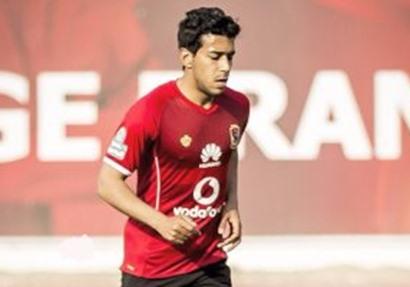 أحمد حمودى يعود لدكة الأهلى أمام الإنتاج الحربى