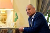«أبوالغيط» يطالب مجلس الأمن بتحمل مسؤولياته حيال العدوان التركي على سوريا