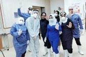 طبيب للشعب المصرى ..خليكوا فى بيوتكم لاننا معندناش أماكن تاني لمصابين جدد