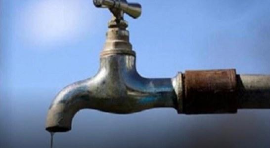 انقطاع المياه عن العديد من مناطق  لمده 15 ساعه